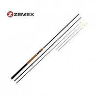 Удилище фидерное ZEMEX GRAND FEEDER 10 ft до 60,0 гр.Акция!!