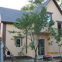 Строительство каркасных домов Киев и область.