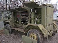 Б/У дизель-генератор АД-60 в Запорожье