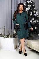 Платье стильное женское с карманами, фото 1