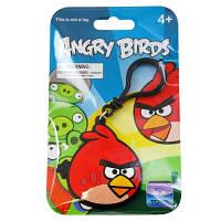 Брелок на рюкзак Angry Birds (птичка красная)