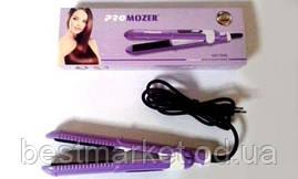 Утюжок гофре для завивки Волос Pro Mozer MZ-7040А керамическое покрытие