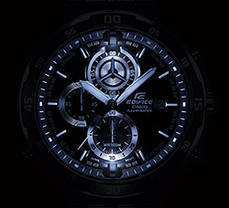 Часы CASIO EFR-547L-7AVUEF Хронограф с подсветкой, фото 3