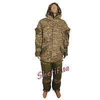 Зимняя военная форма камуфляж Горка Cadpat