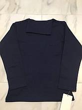 Детский гольфик UNRULY темно-синий с начесом (1086)
