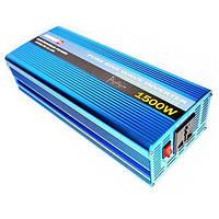 Преобразователь с чистой синусоидой AC/DC 12-220 Powerone 1500W MP