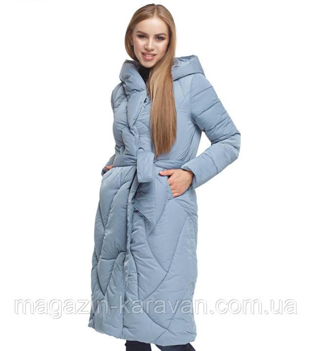 Tiger Force 9131 | женская зимняя куртка голубая 44 размер