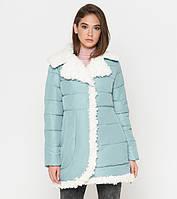 Tiger Force 2162 | зимняя куртка женская мята 44 46  50 размеры