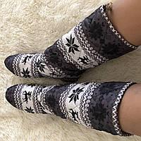 Зимние тканевые стильные женские полусапожки из плащевки в наличии размер 38. Арт-0359, фото 1