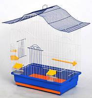 Клетка для попугая Лори (470х300х620)  мм окрашена, фото 1