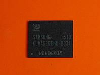 Микросхема памяти Samsung KLMAG2GEND-B031 Описание