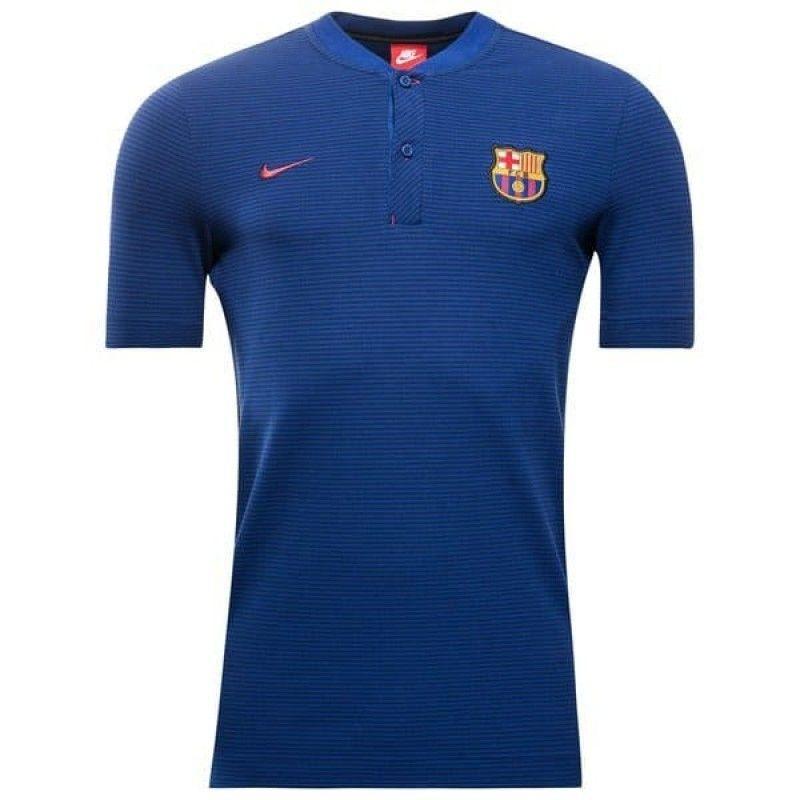 Футбольная футболка поло Барселона