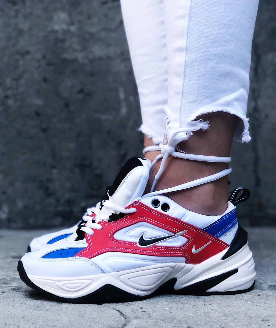 Женские кроссовки в стиле Nike M2K Tekno John Elliott - Интернет-магазин