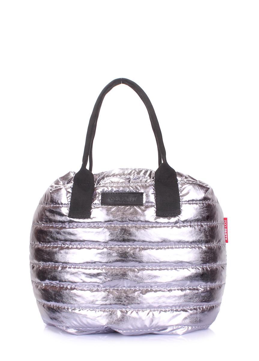f04a347feadb Стеганая сумка на шнурке POOLPARTY Muffin, цена 613,50 грн., купить ...