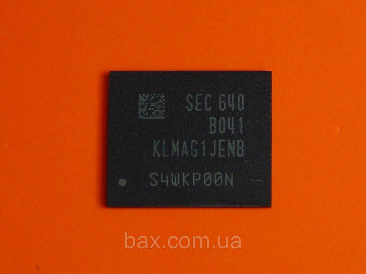 Микросхема памяти Samsung KLMAG1JENB-B041 Описание