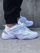 Мужские кроссовки в стиле Nike M2K Tekno White