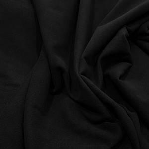 Пальтовая тканина кашемір, вовняний, чорний