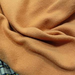 Пальтовая тканина кашемір, вовняний, помаранчевий