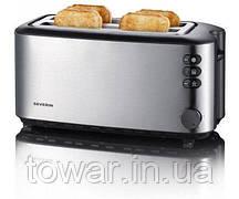 Тостер Severiа AT2509 1400W для тостів 2/4