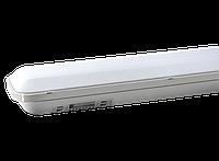 Светодиодный линейный светильник герметичный Luxel 36W ip65 120см