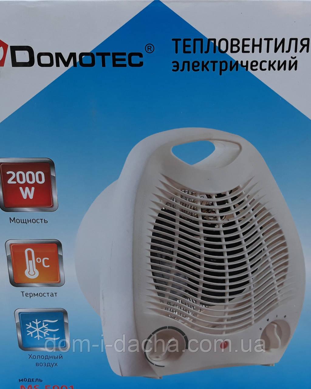 Тепловентилятор Domotec MS 5901