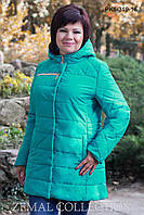 Куртка зимняя удлиненная PK1-319