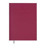 Ежедневник датированный 2019 BRILLIANT, A5, 336 стр., вишневый 2180-44 , фото 1
