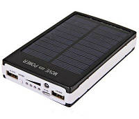 Зарядное устройство с солнечной батареей Power Bank 20000mah Solar 2 USB (С4531) 9600 FX