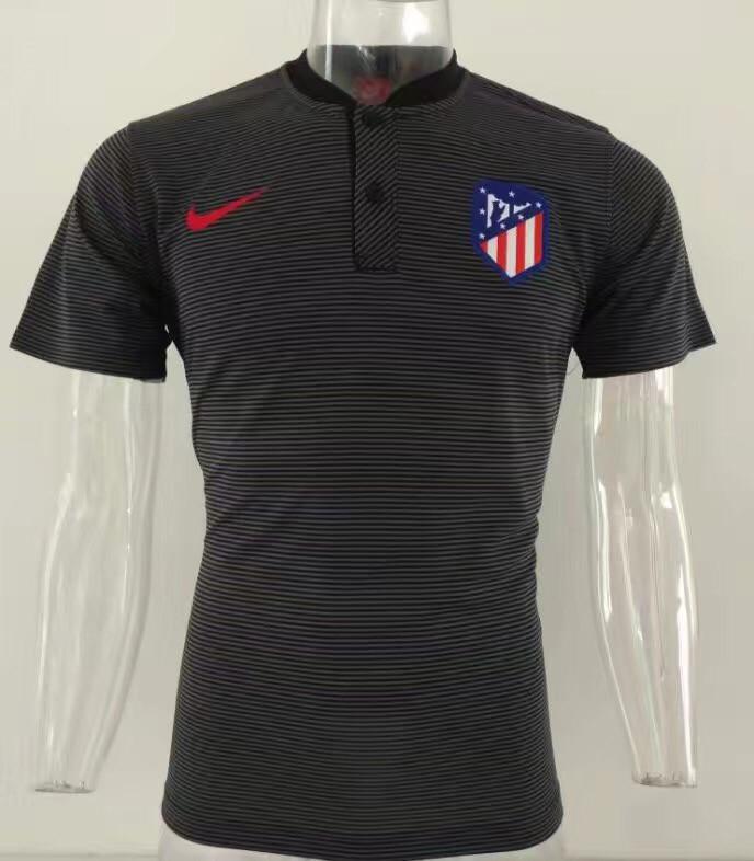 Футбольная футболка поло Атлетико Мадрид