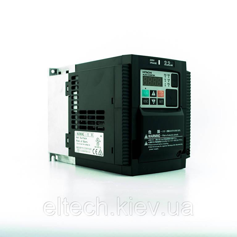 Инвертор Hitachi WL200-022SFE, 2.2кВт, 220В