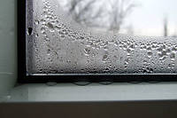 Конденсат на окнах – причины и как бороться