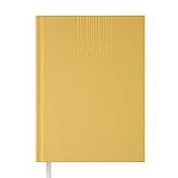 Ежедневник датированный 2019 BRILLIANT, A5, 336 стр., желтый 2180-08 , фото 1