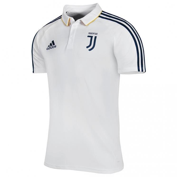 Футбольная футболка поло Ювентус