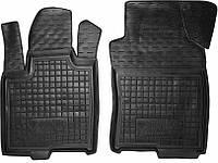 Полиуретановые передние коврики для Lancia Ypsilon III (846) 2013- (AVTO-GUMM)