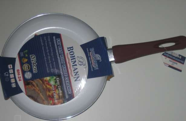 Сковорода с керамическим покрытием BH 24