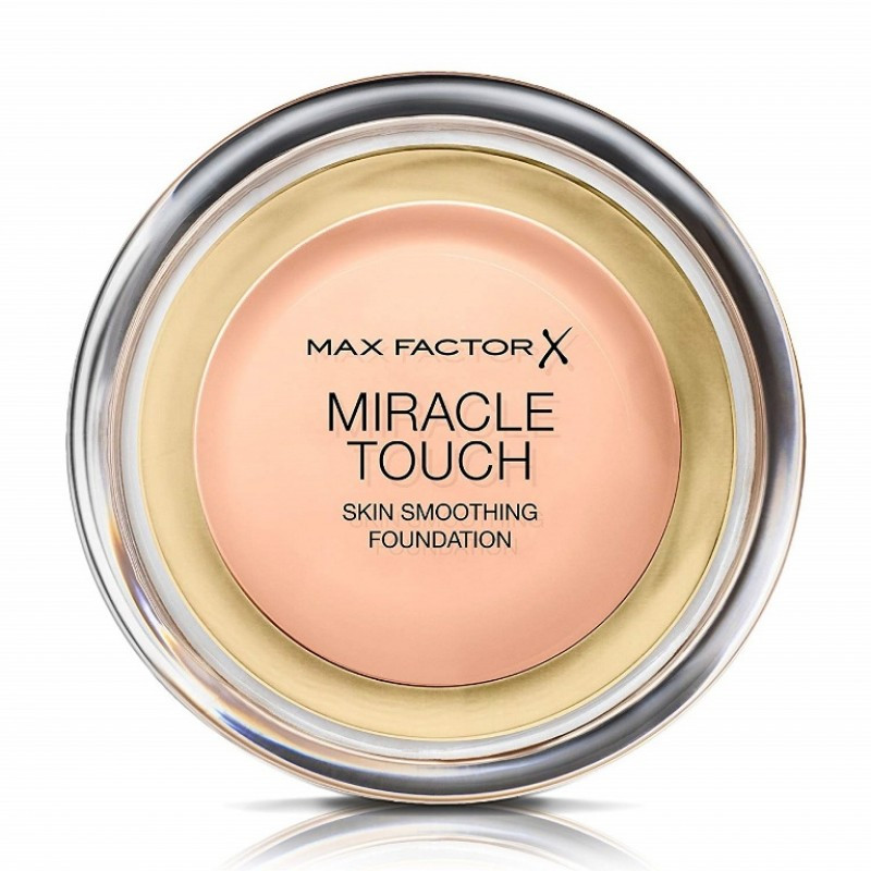 Тональная крем-пудра Max Factor Miracle Touch Compact