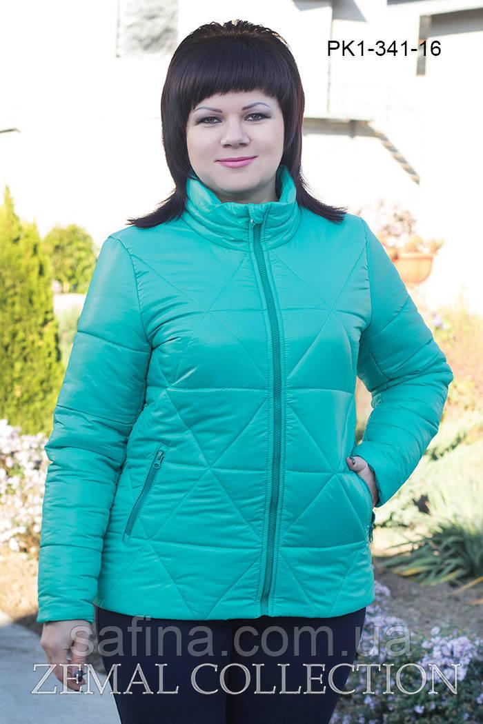 Стеганая теплая куртка PK1-341