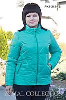 Стеганая теплая куртка PK1-341, фото 1