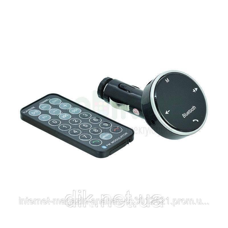 Автомобильный FM трансмиттер с функцией Bluetooth