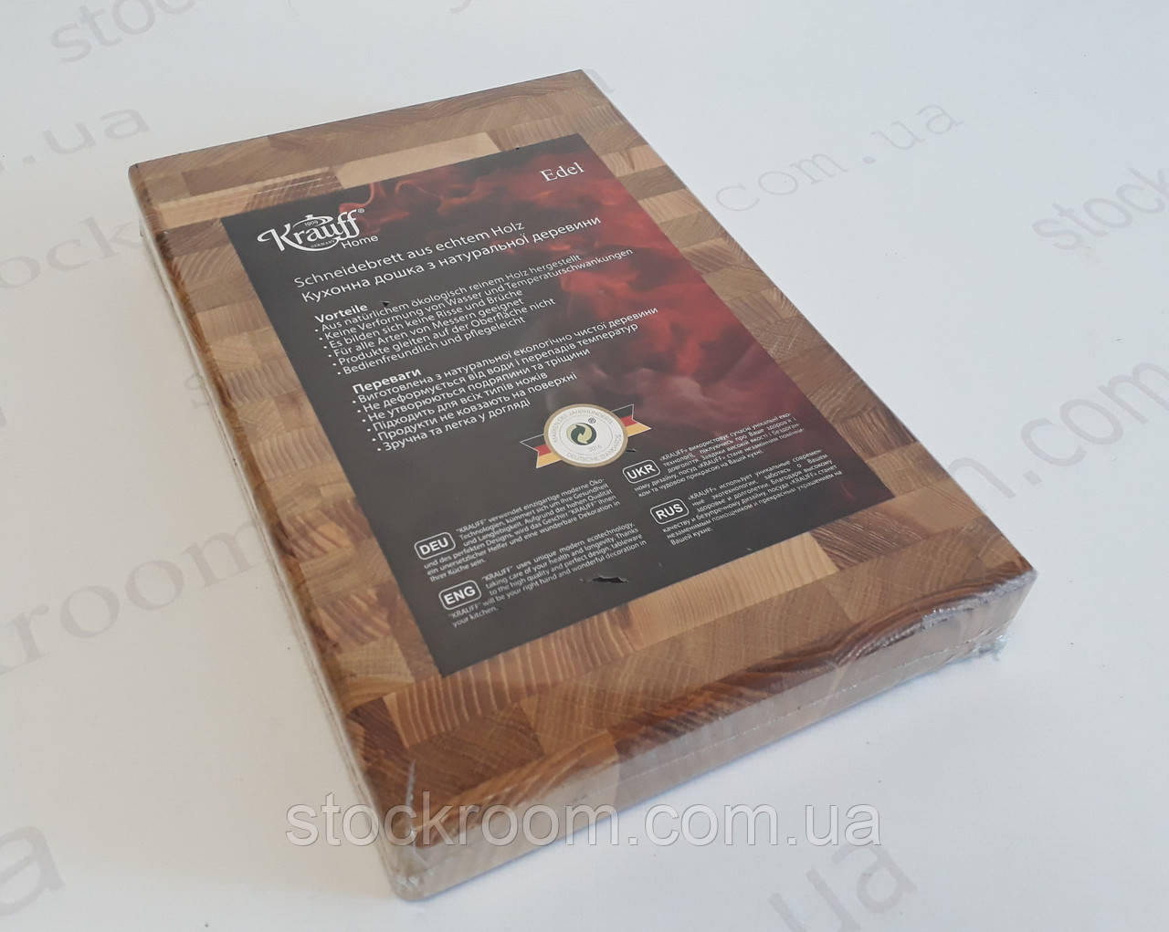 Доска разделочная Krauff 29-161-005 деревянная