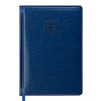 Ежедневник датированный 2019 BRAVO (Soft), A5, синий 2112-02 , фото 1