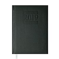 Ежедневник датированный 2019 BELCANTO, A5, 336 стр., т.-зеленый 2176-16 , фото 1