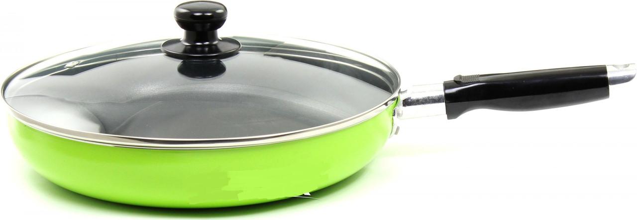 Сковорода тефлон 28 см Maestro MR-1200-28