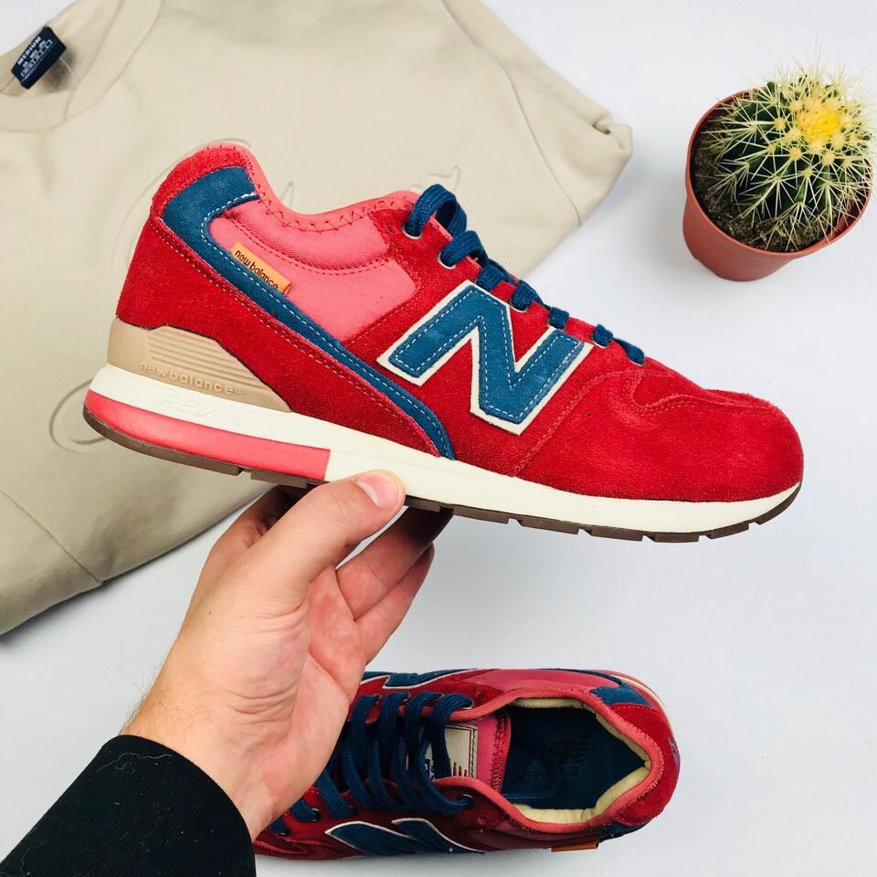 """Мужские кроссовки New Balance 996 """"Brown"""" (люкс копия)"""