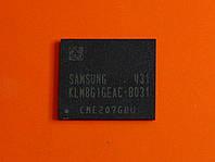 Мікросхема пам'яті Samsung KLM8G1GEAC-B031 Опис