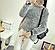 Свитер женский вязаный пушистый, фото 2