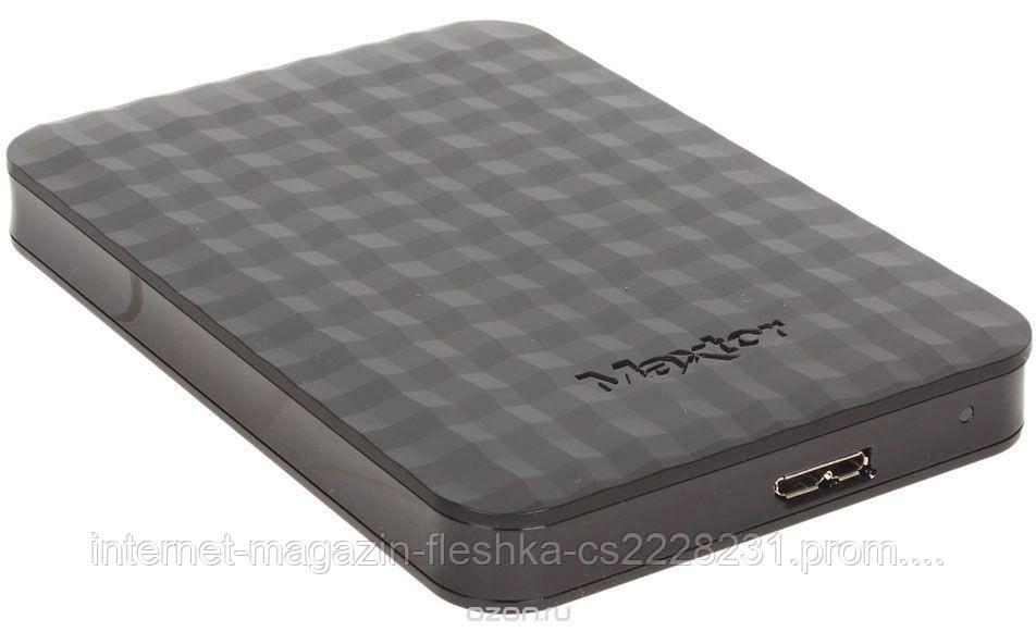 Внешний HDD  External 2.5'' Maxtor (Seagate) USB 3.0 1ТВ Black