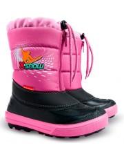 Обувь детская зимняя Демар KENNY2 розовый Размер: 34-35