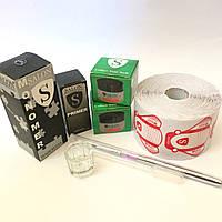 Стартовый набор для маникюра наращивания акрилом Salon