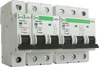 АВ2000 1А (1p, 2p, 3p), 6-10 кА, aвтоматический выключатель Промфактор
